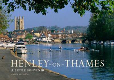 Henley on Thames Little Souvenir Book - Little Souvenir Books (Hardback)