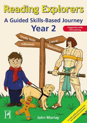 Reading Explorers: Year 2: A Skills Based Journey - Reading Explorers v. 3 (Paperback)