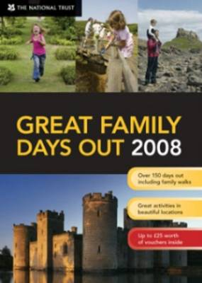 Great Family Days Out 2008 (Hardback)