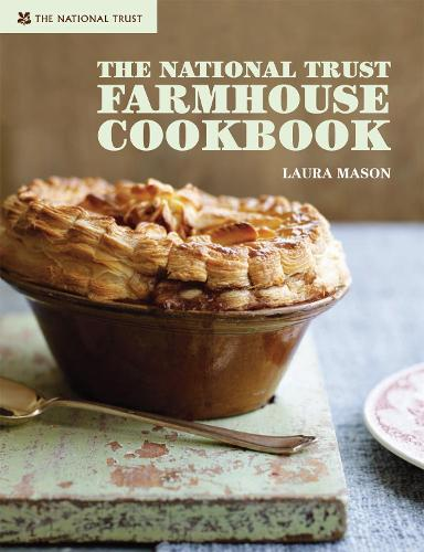 National Trust Farmhouse Cookbook - National Trust Food (Hardback)
