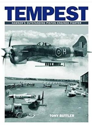 Tempest: Hawker's Outstanding Piston-engined Fighter (Paperback)