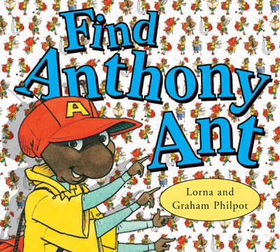 Find Anthony Ant (Paperback)