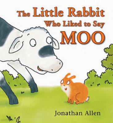 The Little Rabbit Who Liked to Say Moo (Paperback)