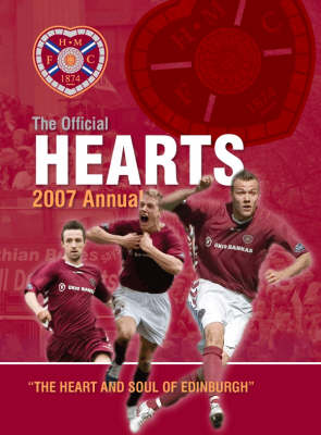 Official Hearts FC Annual 2007 2007 (Hardback)