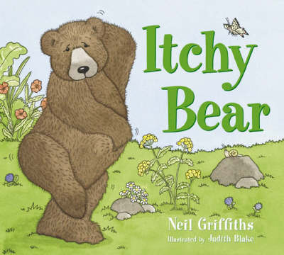 Itchy Bear (Paperback)