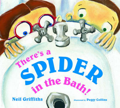 There's a Spider in the Bath! (Paperback)