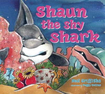 Shaun the Shy Shark (Paperback)