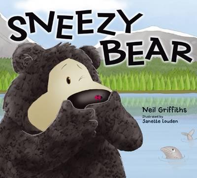 Sneezy Bear (Paperback)