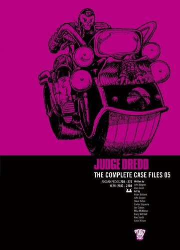 Judge Dredd: The Complete Case Files 05 - Judge Dredd: The Complete Case Files 5 (Paperback)