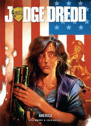 Judge Dredd: America (Paperback)