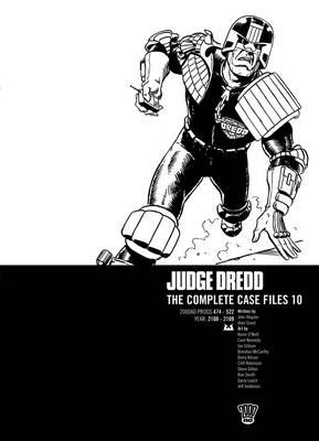Judge Dredd: Complete Case Files v. 10 (Paperback)