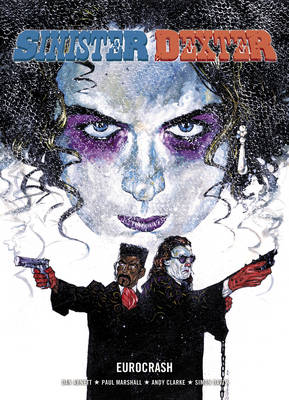 Sinister Dexter: Eurocrash (Paperback)