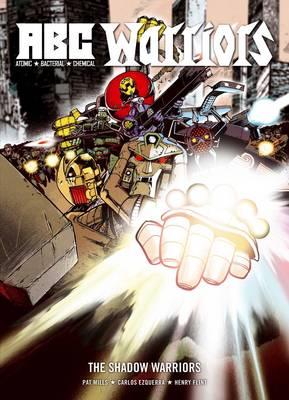 ABC Warriors: Shadow Warriors (Paperback)