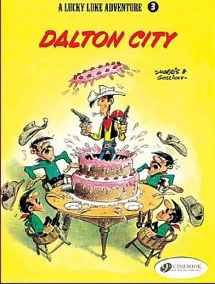 Dalton City - Lucky Luke Adventure S. v. 3 (Paperback)