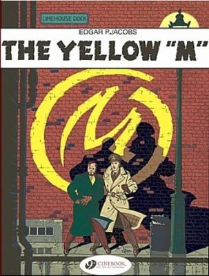 Blake & Mortimer 1 - The Yellow M (Paperback)