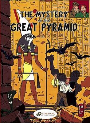 The Adventures of Blake and Mortimer: Mystery of the Great Pyramid, Part 1 v. 2 (Paperback)