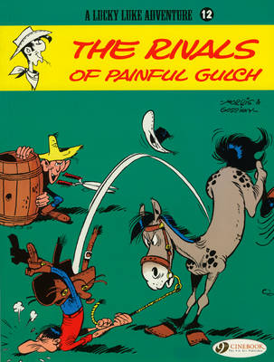Lucky Luke: Rivals of Painful Gulch v. 12 (Paperback)