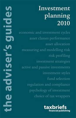 Investment Planning 2010 - The Adviser's Guides (Paperback)