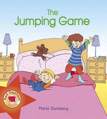 The Jumping Game - Red Elephant Series No. 5 (Paperback)