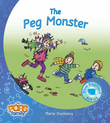 The Peg Monster - Blue Elephant Series No. 3 (Paperback)