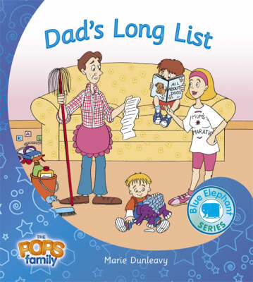 Dad's Long List - Blue Elephant Series No. 14 (Paperback)