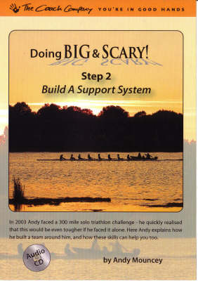 Build a Support System - Doing Big & Scary! No. 2 (Hardback)