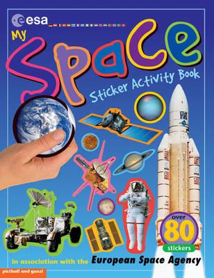 My Space Sticker Activity Book - Sticker Activity Books (Paperback)