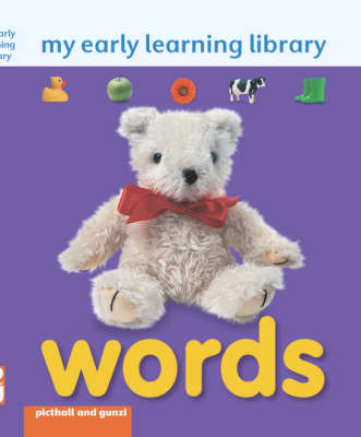 Words - My Early Learning Library (Board book)