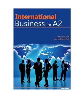 International Business for A2 (Paperback)