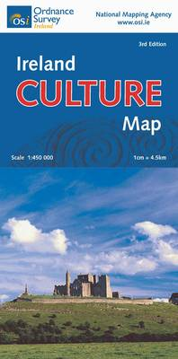 Ireland Culture - Irish Maps, Atlases and Guides (Sheet map, folded)