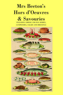 Mrs. Beeton's Hors D'Oeuvres & Savouries (Paperback)