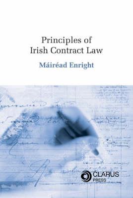 Principles of Irish Contract Law (Paperback)