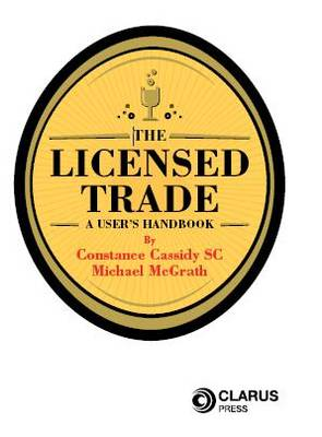 The Licensed Trade: A User's Handbook (Book)