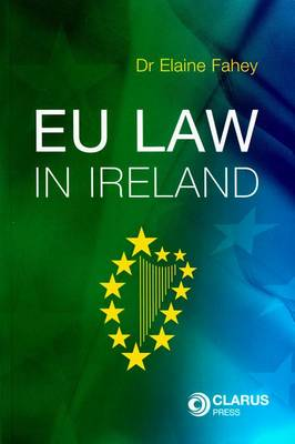 EU Law in Ireland (Paperback)