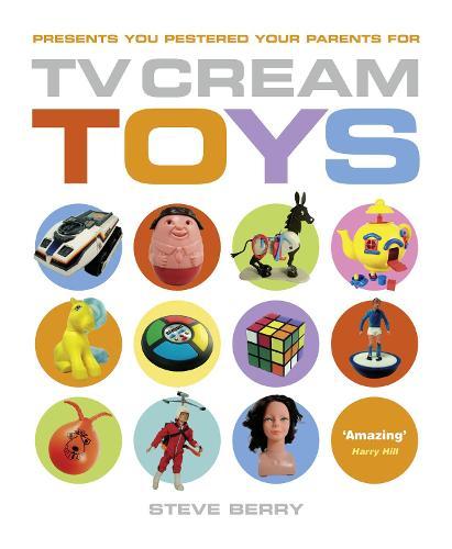 TV Cream Toys (Hardback)