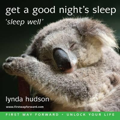 Get a Good Night's Sleep: Sleep Well (CD-Audio)