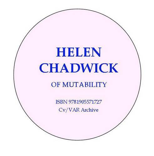 Helen Chadwick Interview (CD-ROM)
