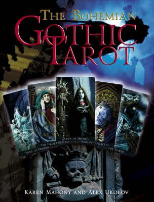 The Bohemian Gothic Tarot (Paperback)