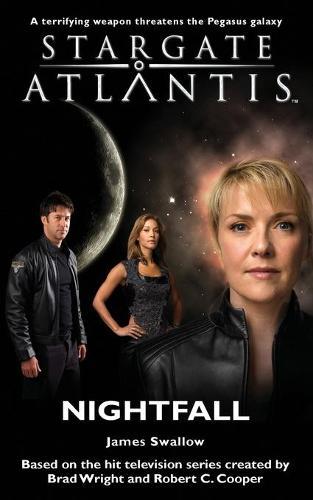 Stargate Atlantis: Nightfall - Stargate Atlantis No. 13 (Paperback)