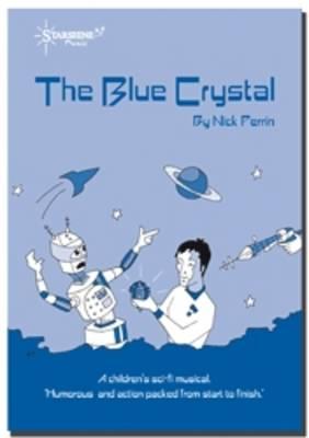 The Blue Crystal (Spiral bound)
