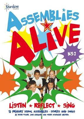 Assemblies Alive KS2 (Spiral bound)