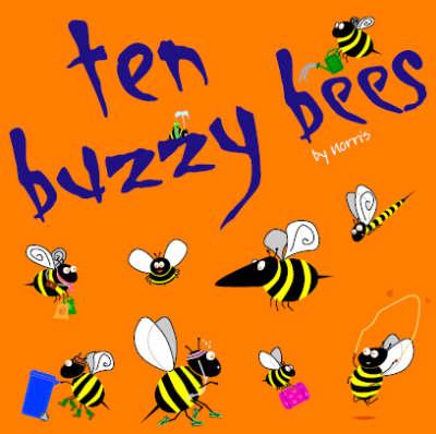10 Buzzy Bees (Hardback)