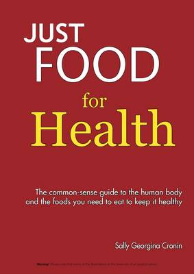 Just Food for Health (Paperback)