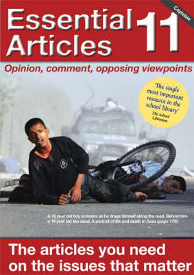 Essential Articles: 11: The Articles You Need on the Issues That Matter (Paperback)