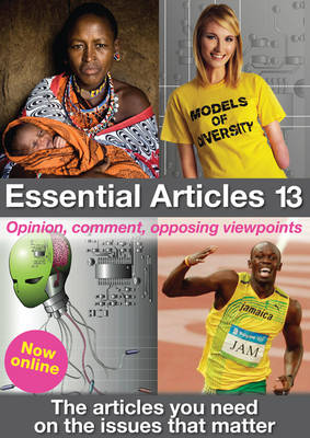 Essential Articles: 13: The Articles You Need on the Issues That Matter (Paperback)