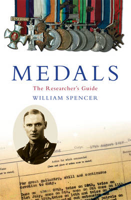 Medals: The Researcher's Guide (Paperback)