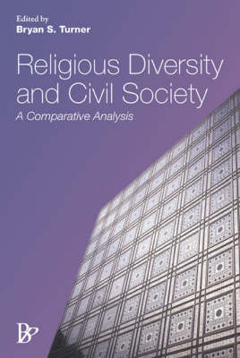 Religious Diversity and Civil Society: A Comparative Analysis (Hardback)
