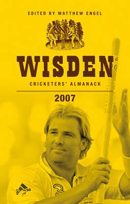 Wisden Cricketers' Almanack 2007 (Paperback)
