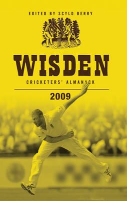 Wisden Cricketers' Almanack 2009 2009 (Hardback)