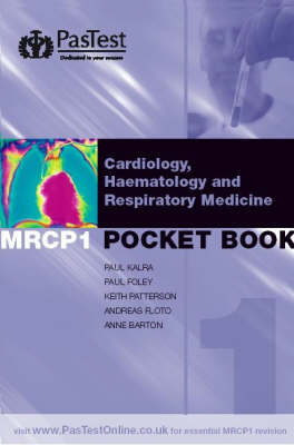 MRCP 1 Best of Five Pocket Book 1: Cardiology, Haematology, Respiratory Medicine, Rheumatology and Immunology - MRCP Pocket Books 1 (Paperback)